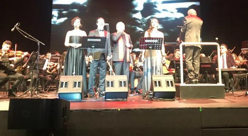 Açıkhava'da Zülfü Livaneli'den muhteşem final