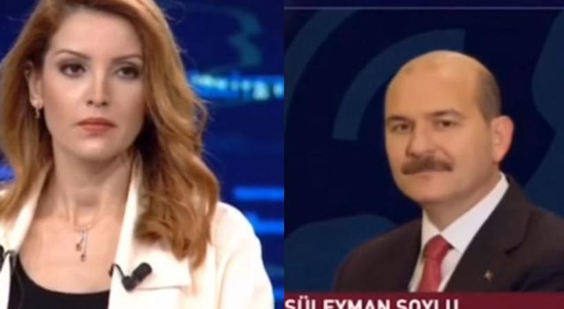 Nagehan Alçı ile Süleyman Soylu arasında üslup tartışması