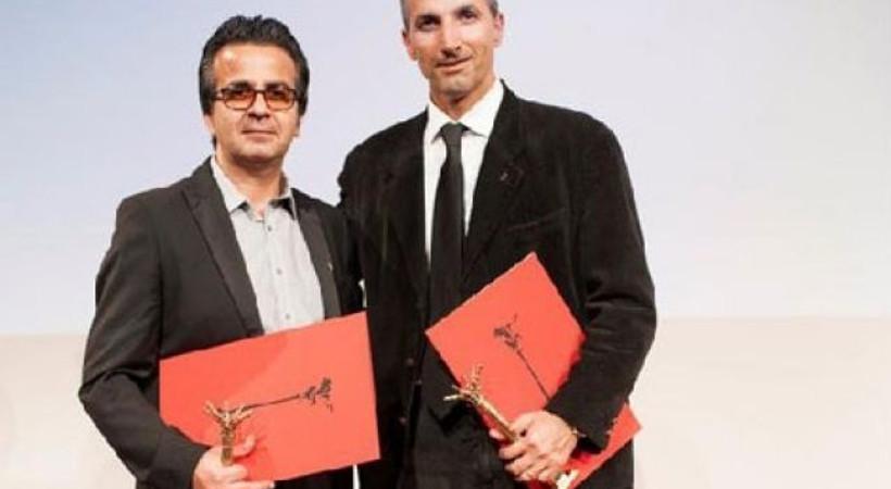 Basın özgürlüğü ödülünü Hrant Dink'e adadı!
