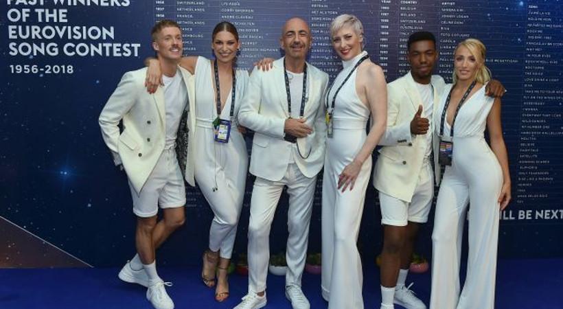 San Marino adına yarışan Serhat, Eurovision finalinde!