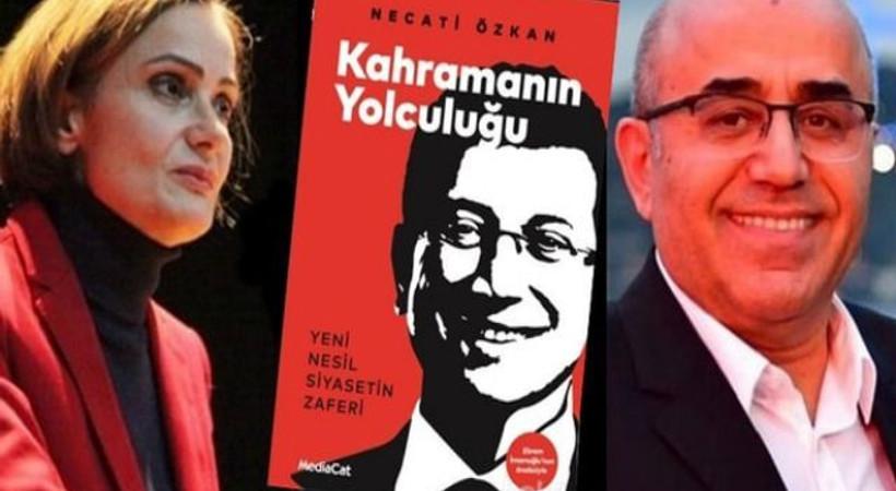 Necati Özkan'dan Canan Kaftancıoğlu'na flaş yanıt!