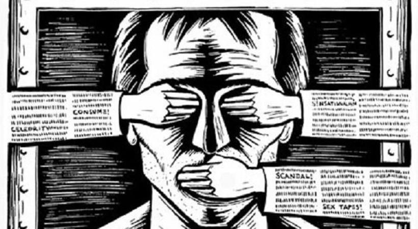 'Sansür zirveye yerleşti'