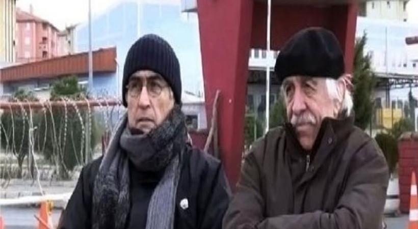 'Umut Nöbeti'nde bugün Cengiz Çandar ve Hasan Cemal vardı