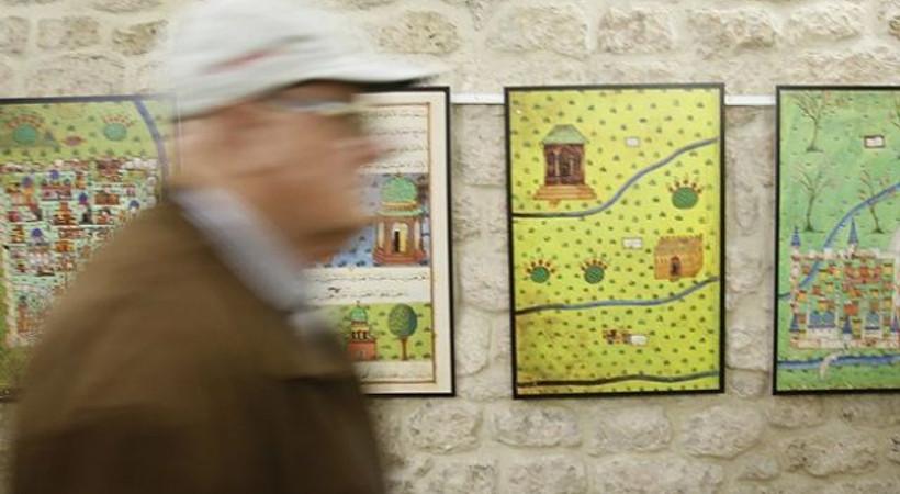 Belgrad'da sanatseverlerle buluşuyor