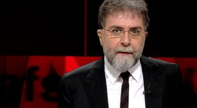 Ahmet Hakan'dan Ethem Sancak'a: 'Hepinize yeterim'