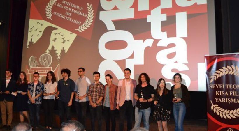 Seyfi Teoman 2. Kısa Film Yarışması Ödülleri sahiplerini buldu!