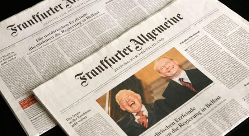 Alman basınından Türkiye'ye suçlama!