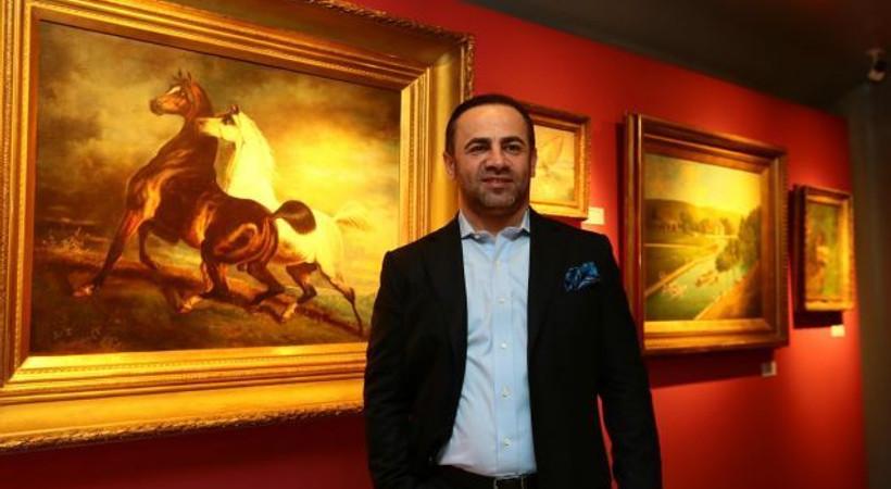 İzmir'de 100 milyon liralık resim sergisi!