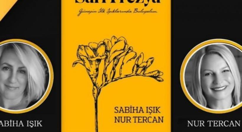 'Sarı Frezya'nın geliri kız çocuklarının eğitimine!