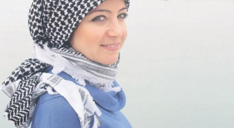 Kadın gazeteciye 'cesaret' ödülü!