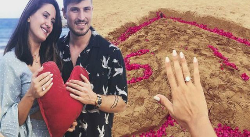 Survivor'da sürpriz evlilik teklifi!