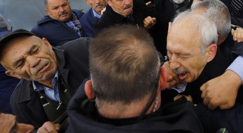 Kemal Kılıçdaroğlu'na linç girişiminin yeni görüntüleri ortaya çıktı