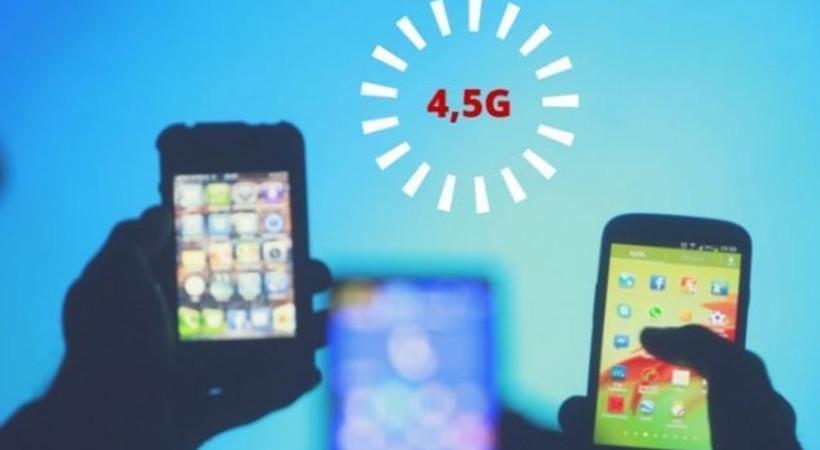 Sadece saatler kaldı... Bugün 4.5G internet dönemi başlıyor!