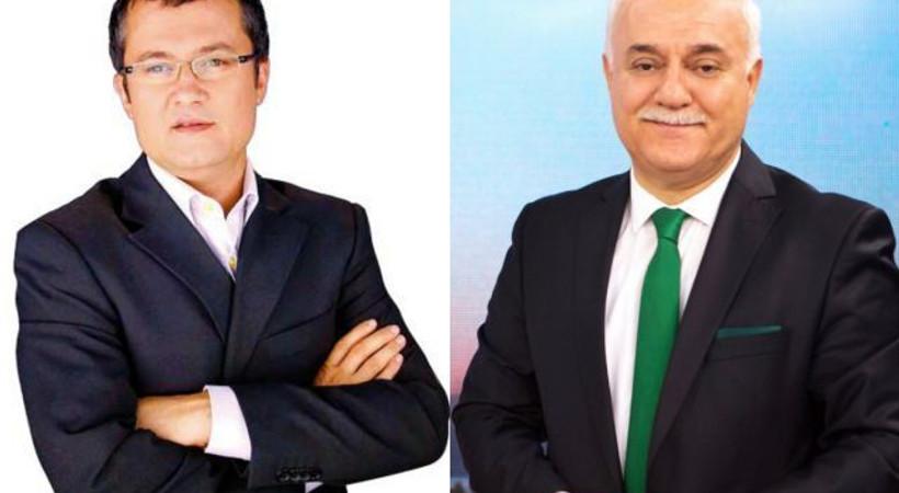 Nihat Hatipoğlu'na ilk soruyu Hürriyet yazarı sordu!