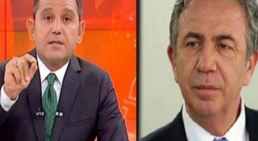 Fatih Portakal'ın eleştirilerine Mansur Yavaş'tan jet yanıt!