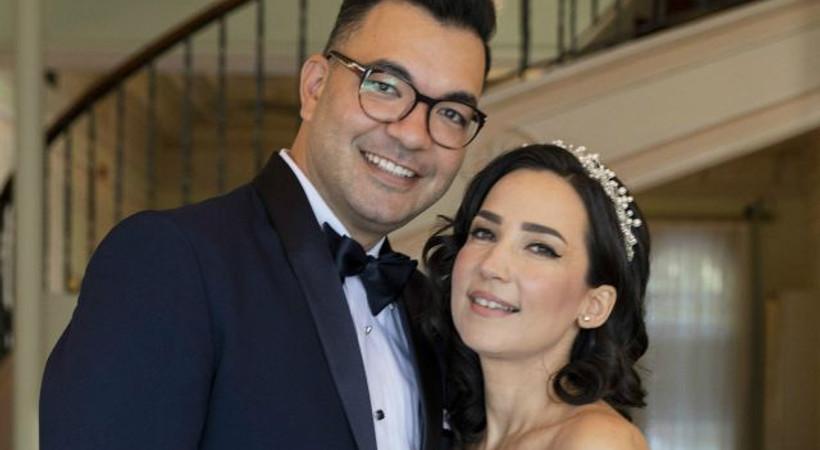 İpek Açar ve Alper Kömürcü evlendi!