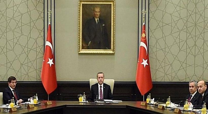 Tarihi toplantı Ak Saray'dan sonra manşetlerde