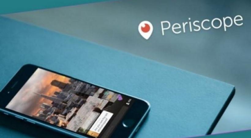 Periscope'ta yeni dönem!