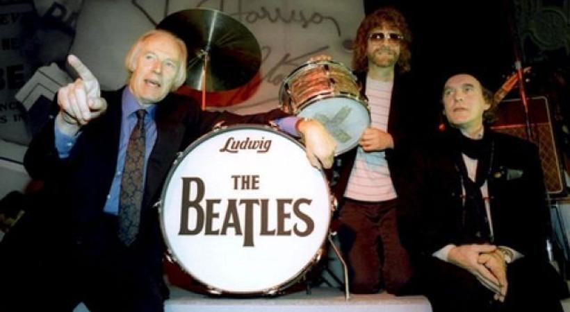 '5. Beatles' George Martin hayatını kaybetti
