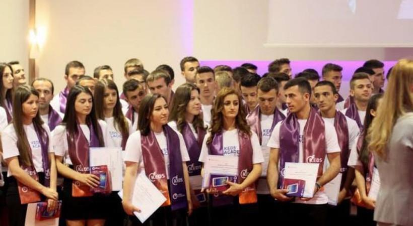 KEDS Academy genç işsizliğine çare arıyor