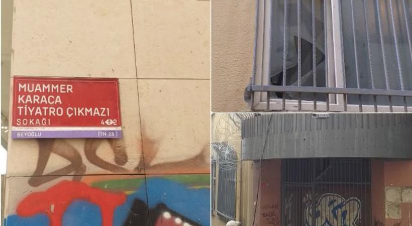 Kapısına demir örüldü, tabelası söküldü! İşte, Dünya Tiyatrolar Günü'nde unutulan Muammer Karaca Tiyatrosu...