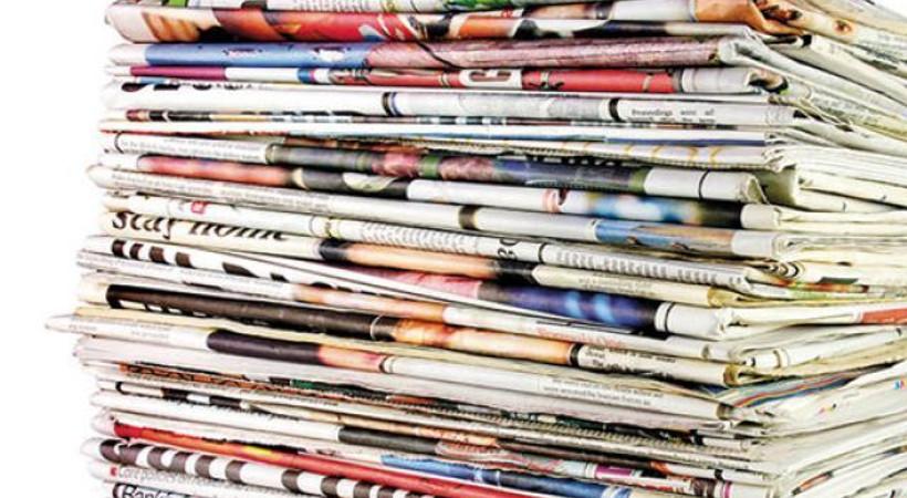 Bayram haftası gazetelere yaramadı! İşte, tirajlar!