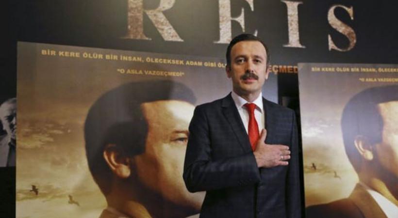 Reis filminin yapımcısı, FETÖ'den gözaltına alınan Avcı'yı suçladı