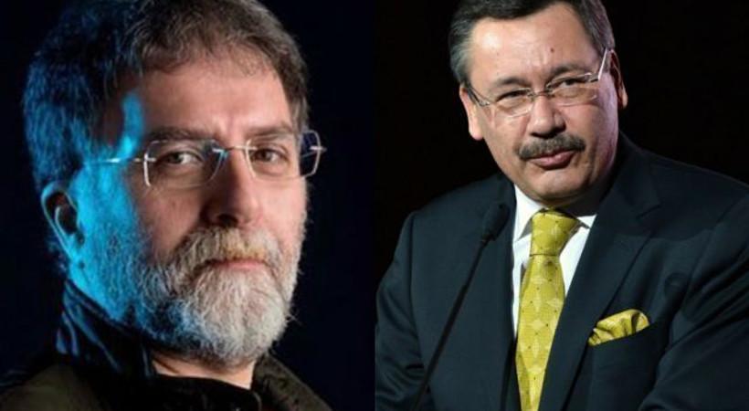 Ahmet Hakan: Melih Gökçek Sözcü'de yazarsa