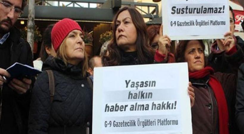 Evrensel Gazetesi 'Cumhurbaşkanına hakaretten'  yarın hakim karşısında!