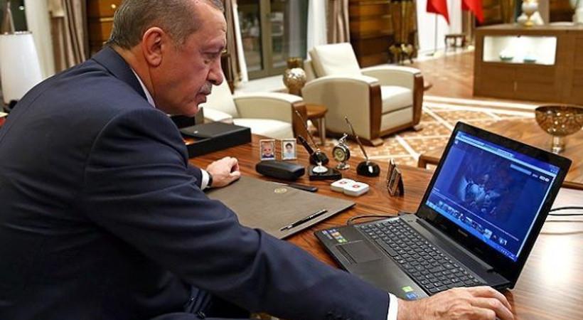 Erdoğan'ın oyu bu fotoğrafa