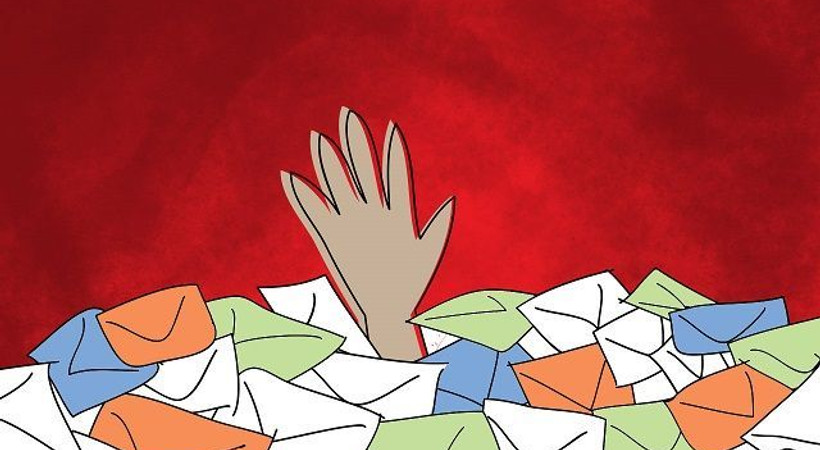 Yüzlerce e-posta ile nasıl başa çıkılır?