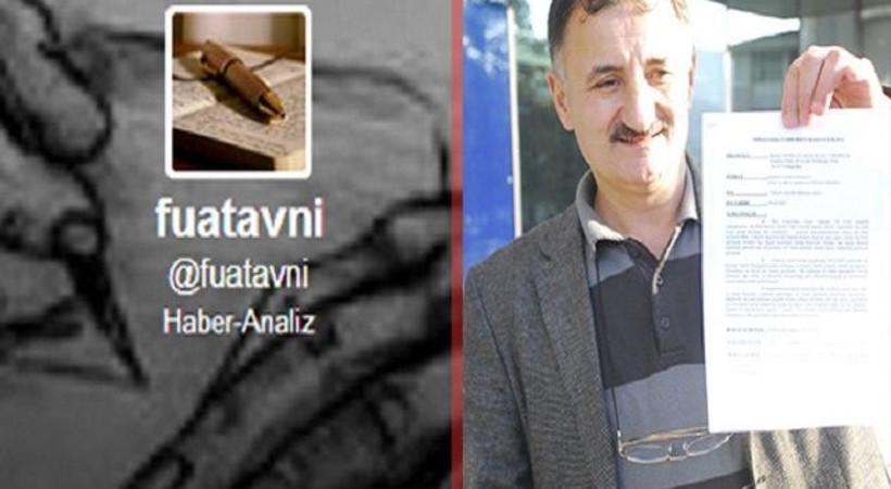 Fuat Avni'nin deşifre ettiği isimden suç duyurusu!