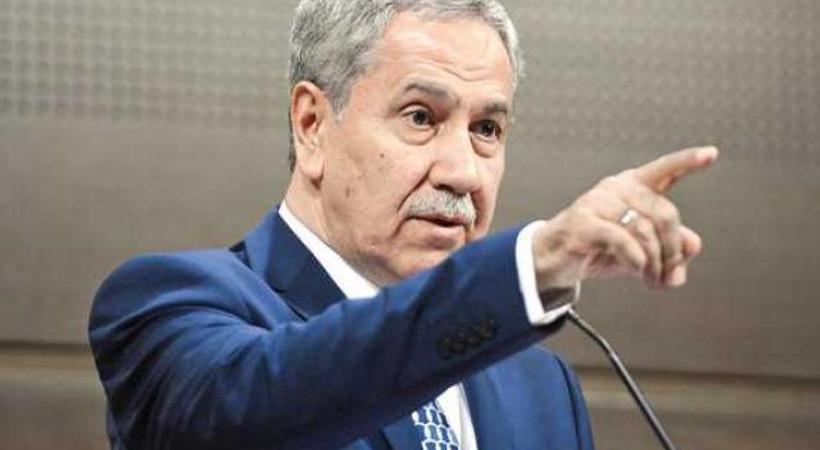 Gazeteciler Arınç'ın o sözlerini mahkemeye taşıyor!