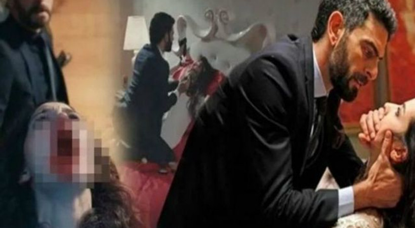 Emine Bulut cinayetinin ardından kadına şiddet içeren dizilere tepki!
