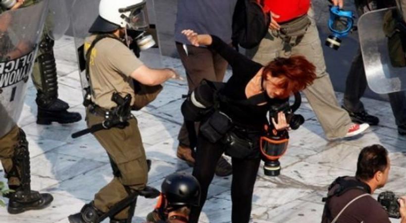 Gazeteciler Sendikası'ndan 'Polis şiddetini belgeleme' çağrısı!