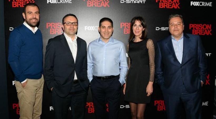 Prison Break'in 5. sezonu D-SMART ve FOXCRIME partisiyle kutlandı!