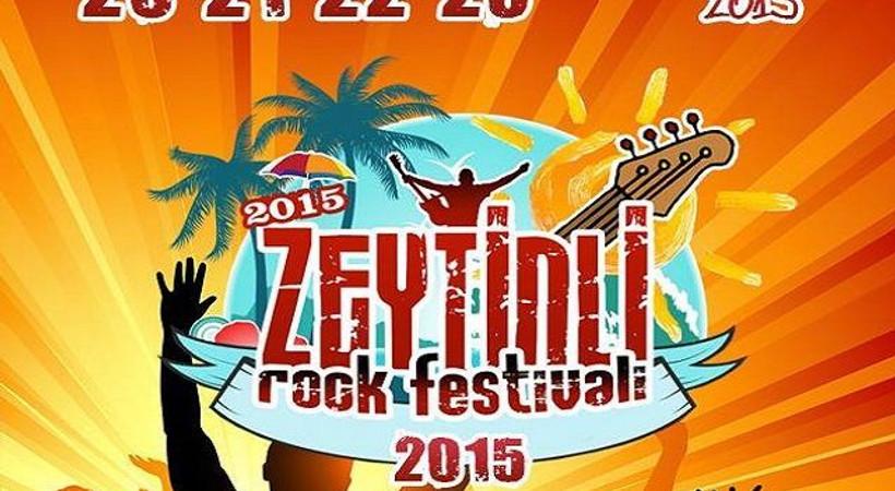 Zeytinli Rock Festivali yeniden! Biletler satışa çıktı
