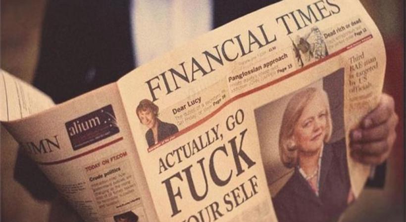 Financial Times yazdı: 'ABD ve Avrupa Erdoğan'ın muhaliflere tavrına göz yummamalı!'