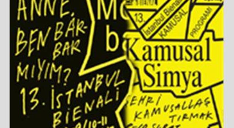 13. İstanbul Bienali'nin kapıları açılıyor