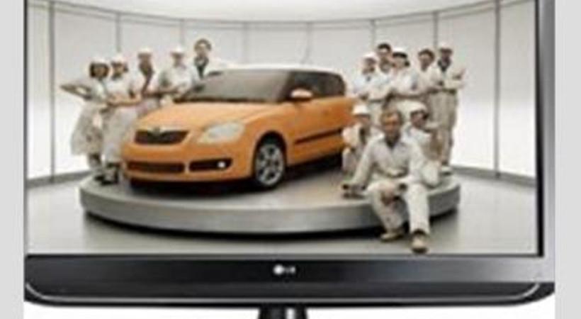 2013 yılında televizyonda en çok hangi markanın reklamı yayınlandı?