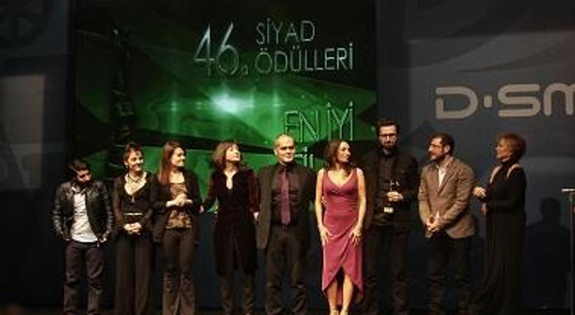46. SİYAD Türk Sineması Ödülleri sahiplerini buldu