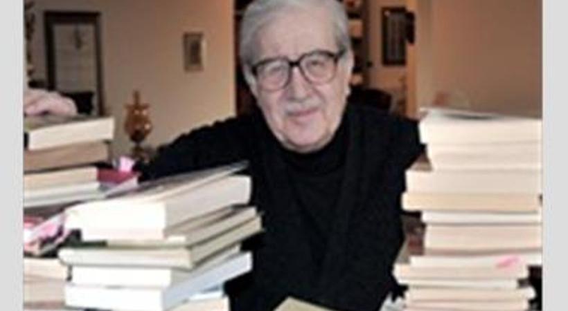5 ay önce vefat eden ünlü yazarın adı parka veriliyor