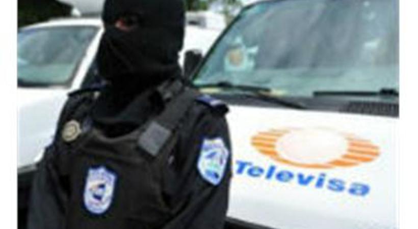 Sahte TV ekibi uyuşturucu kaçakçısı çıktı