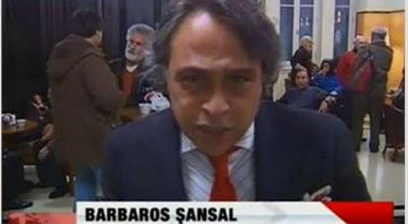 Barbaros Şansal'a kim saldırdı? Ulusal Kanal'a anlattı