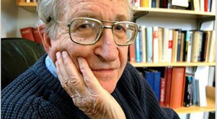 Chomsky, Dink için konuşacak