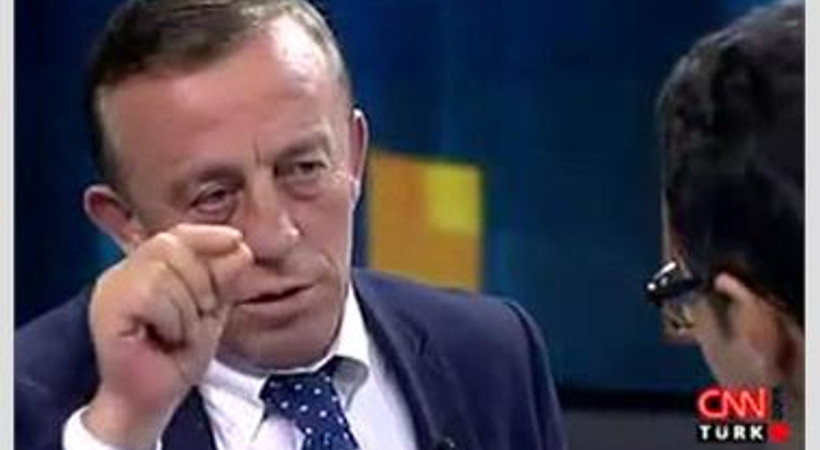 Ağaoğlu konuştu CNN Türk ceza aldı