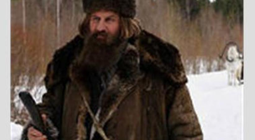 Ve Gérard Depardieu Rusya'da...
