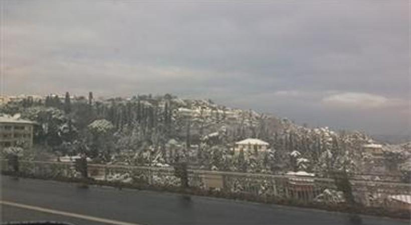 Köprüden İstanbul...