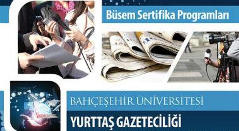Ünlü gazeteciler yurttaş gazeteciliğini anlatacak