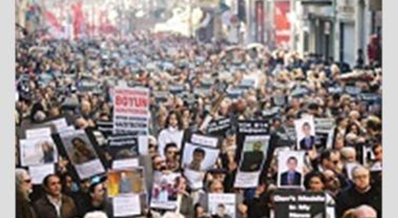 Gazeteci tutuklamalarına TGC'den protesto